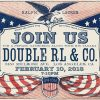 2/10 Schedule: Let us enjoy one more vintage day, plus AFTER PARTY at RRL!
