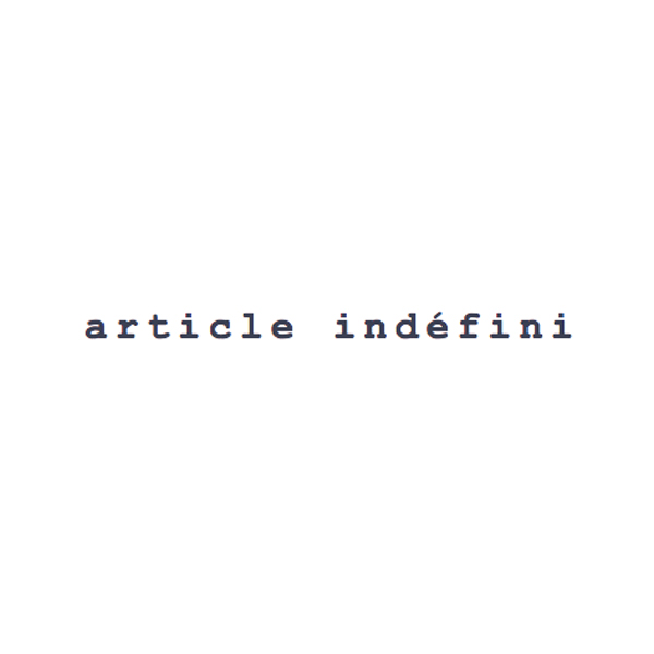 Article Indefini