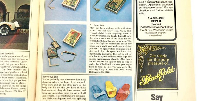 """Special """"Zippo Lighters"""" Exhibition by Andy's Underground"""