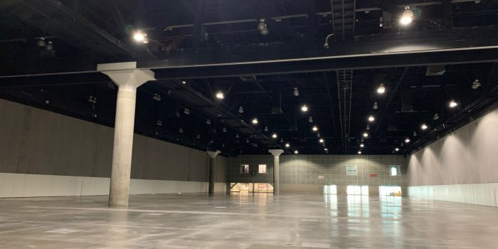 Final-checked inside LA Convention Center South Hall J!