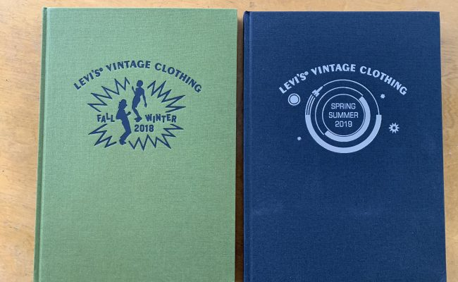 "Only 150 early birds will get a "" collection books"" by Levi's Vintage Clothing!!"