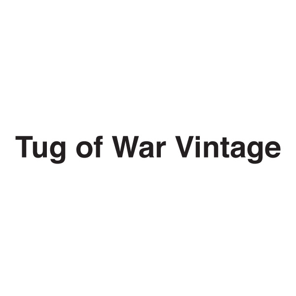 Tug of War Vintage
