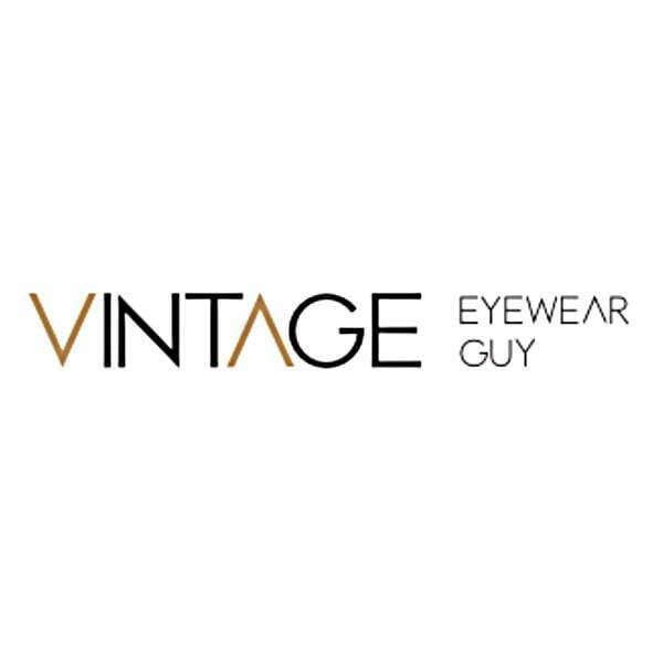 Vintage Eyewear Guy