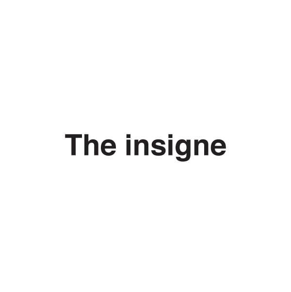 The insigne
