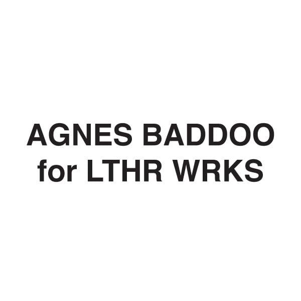 AGNES BADDOO for LTHR WRKS