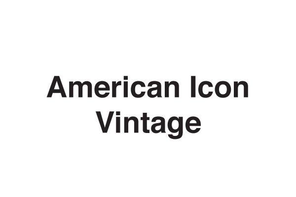 American Icon Vintage