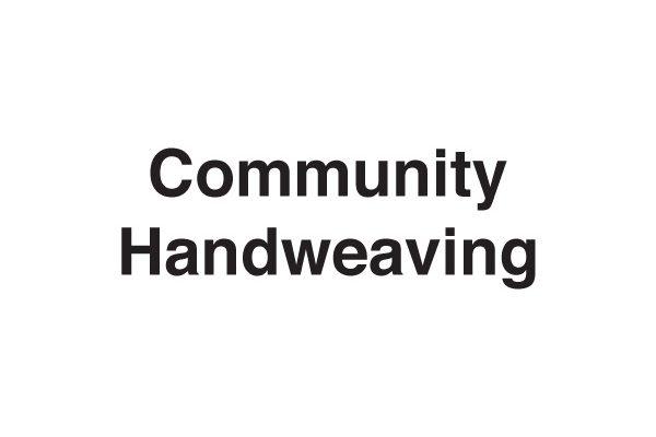 Community Handweaving